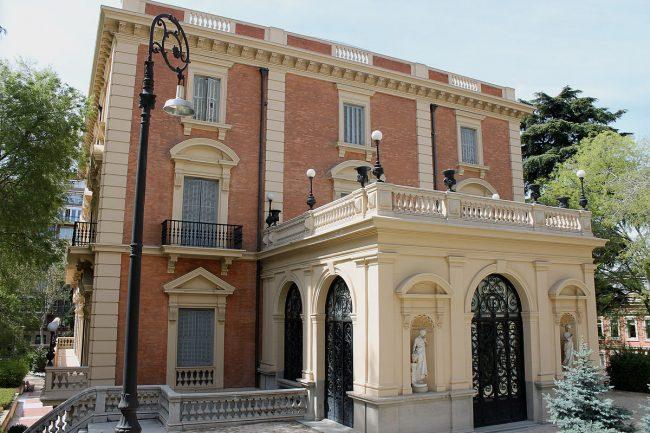 Gerah Real Estate Partners Museo Lázaró Galdiano Madrid
