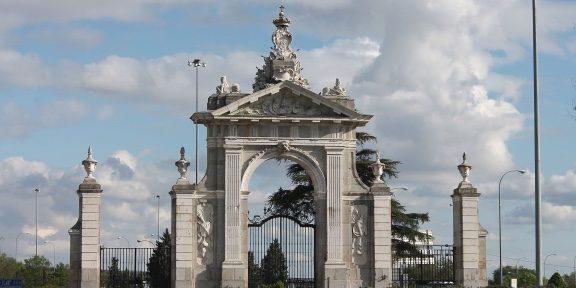 Puerta de Hierro Madrid